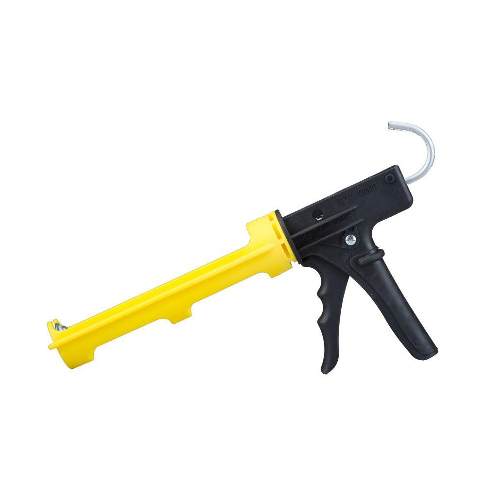 10 oz. ETS 2000 Ergonomic Contractor 12:1 Caulk Gun