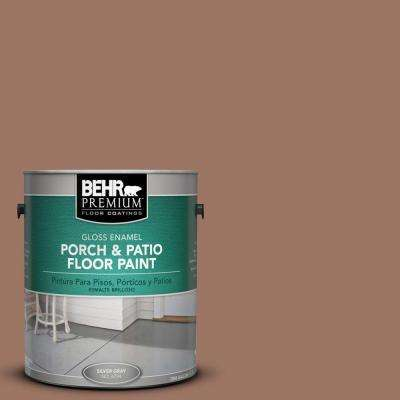 1-Gal. #PFC-14 Iron Ore Gloss Porch and Patio Floor Paint