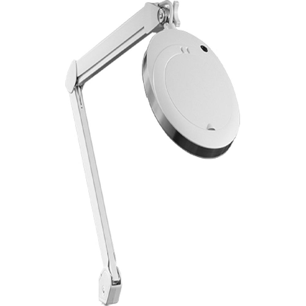 ProVue LED White Magnifying Lamp with 5 Diopter Lens