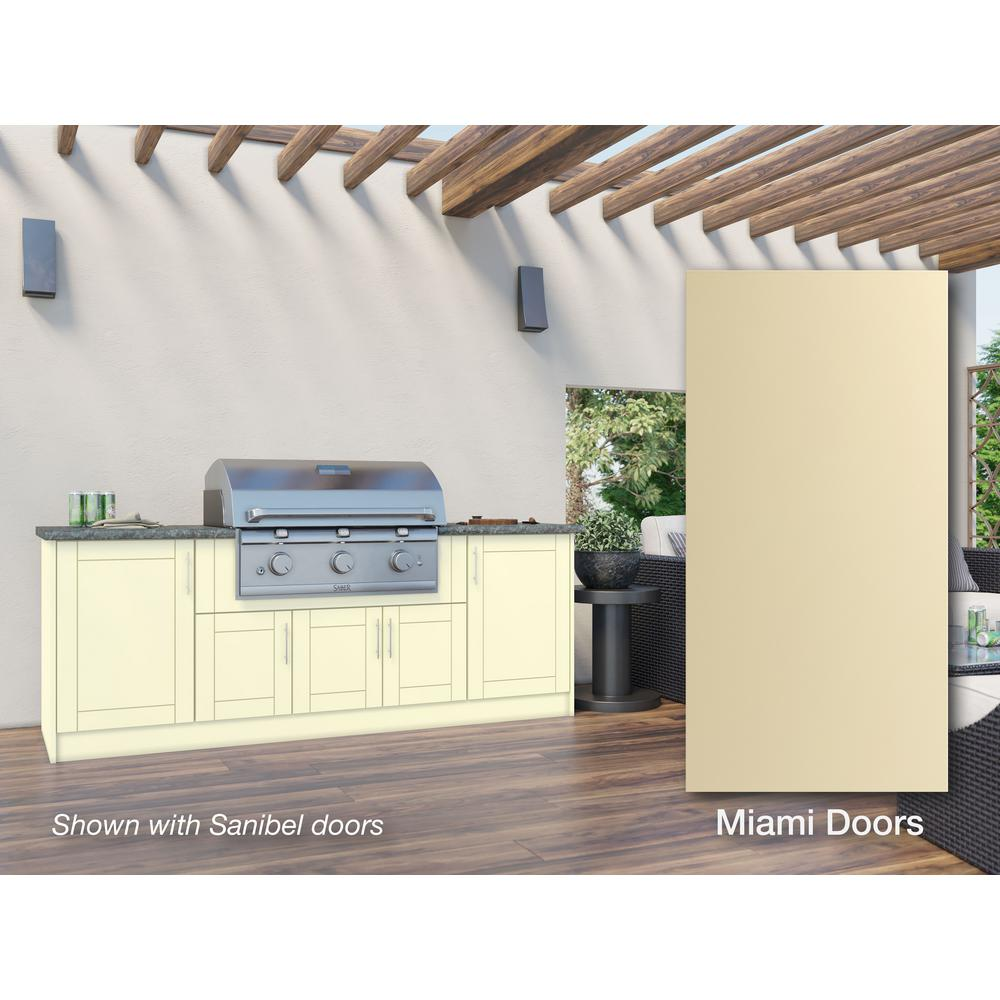 Bluff Outdoor Kitchen Product Photo