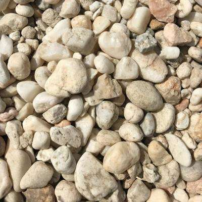 0.50 cu. ft. 40 lb. 1/2 in. to 1-1/2 in. Sand Dollar Landscaping Pebble (20-Bag Pallet)
