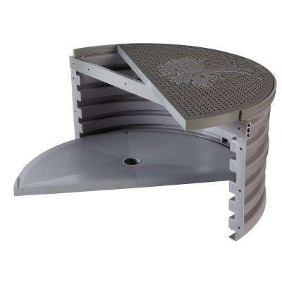 Light Grey Vent Unit