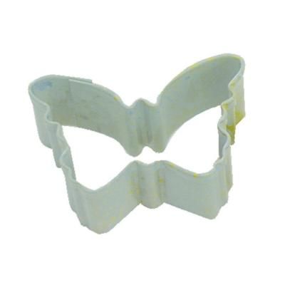 Cybrtrayd 12 Piece Mini Butterfly Mint Polyresin Cookie Cutter Recipe Rm 1634 M 12lot The Home Depot