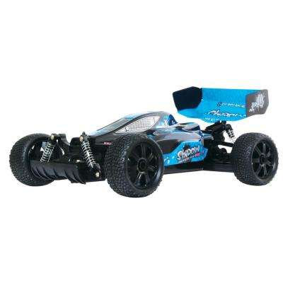 Kidsrock 1:10 Black and Blue RC Shadow Striker