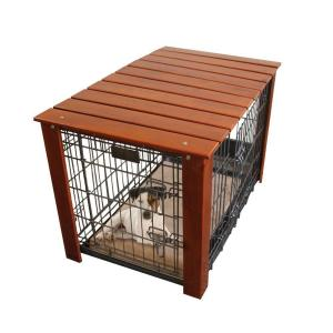 Medium Wood Crate Cover For 600 Series Medium Crate (Crate Not  Included) 20725   The Home Depot