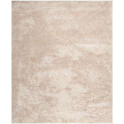 South Beach Champagne 9 Ft X 12 Area Rug