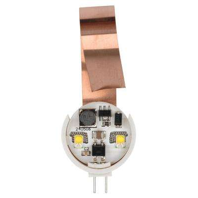 Star Lights LED Replacement for G4 Bi-Pin Halogen Side Pin, 205 Lumens