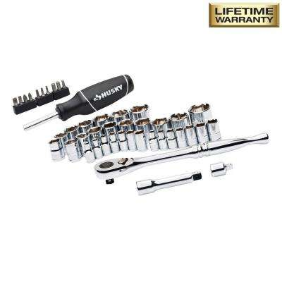 Mechanics Tool Set (44-Piece)