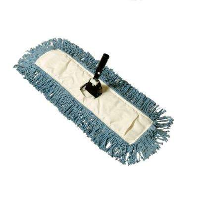 Blended Dust Mop with Handle
