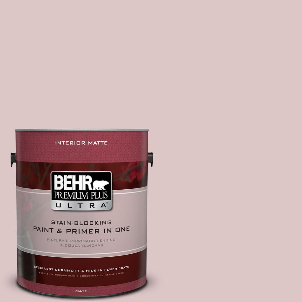 1 gal. #130E-2 Fairview Taupe Flat/Matte Interior Paint