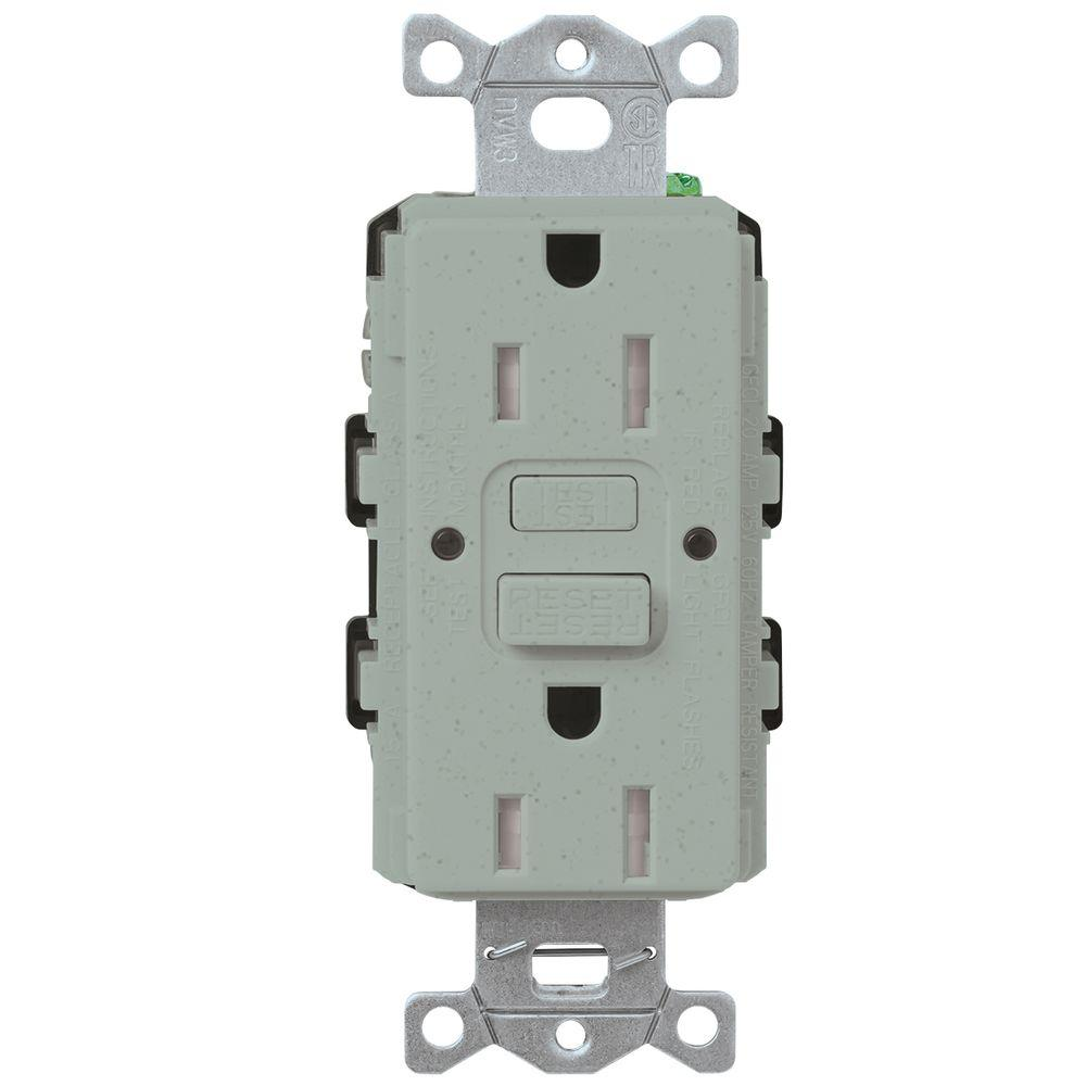 Tan - Electrical Outlets & Receptacles - Wiring Devices & Light ...