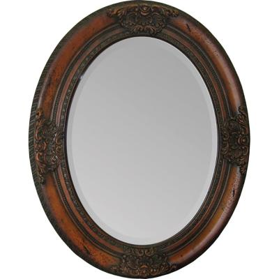 Cherry Chelseas 24 in. H x 30 in. W Rectangle Mirror