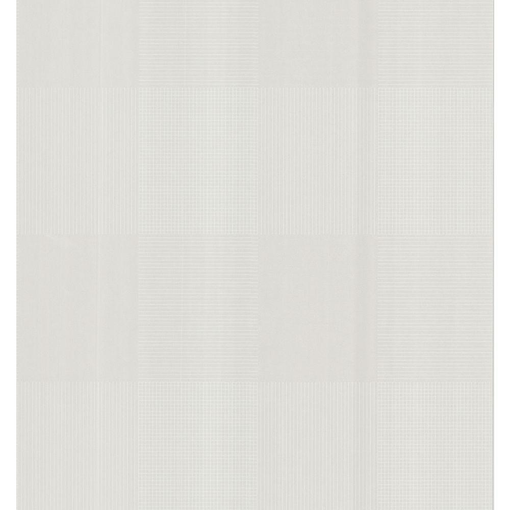 Geometric Plaid Wallpaper