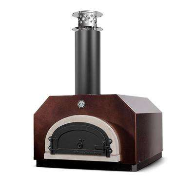 CBO-750 40 in. x 35-1/2 in. Counter Top Wood Burning Pizza Oven in Copper