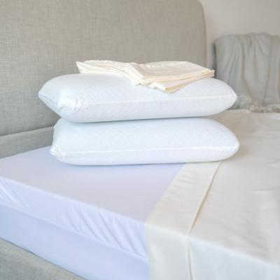 4-Piece Ivory King Bed in a Bag Set