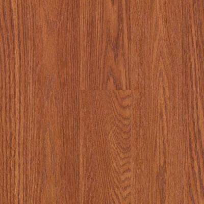 Saybrook Oak 8 mm Thick x 7-1/2 in. Wide x 47-1/4 in. Length Laminate Flooring (22.09 sq. ft. / case)