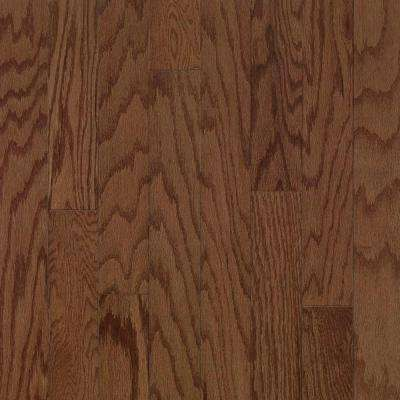 Oak Saddle 3/8 in. Thick x 5 in. Wide x Random Length Engineered Hardwood Flooring (30 sq. ft. / case)