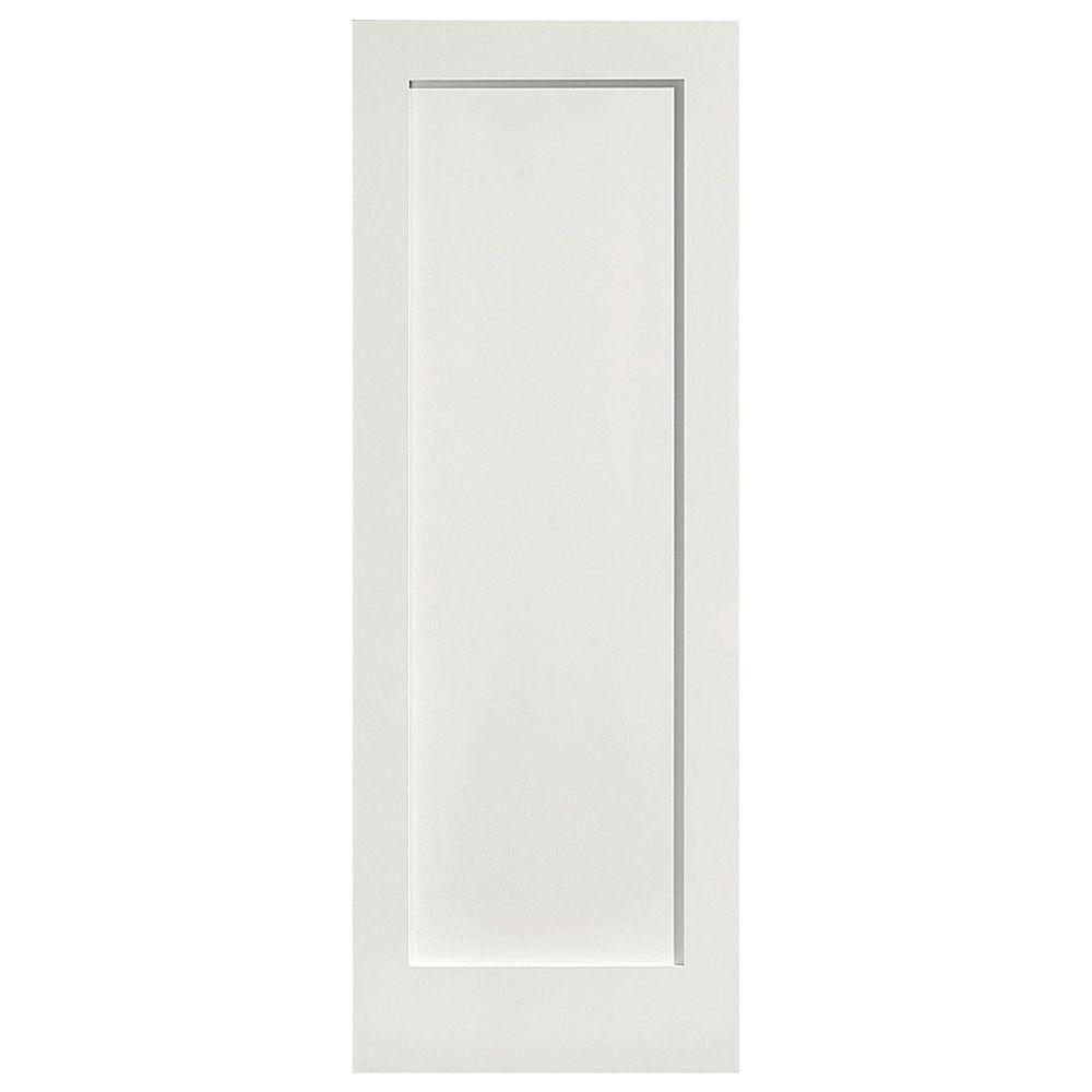 Masonite 32 In. X 80 In. MDF Series 1 Panel Right Handed