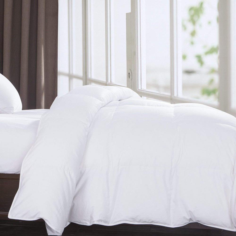 Ultra Warmth White Full Down Comforter