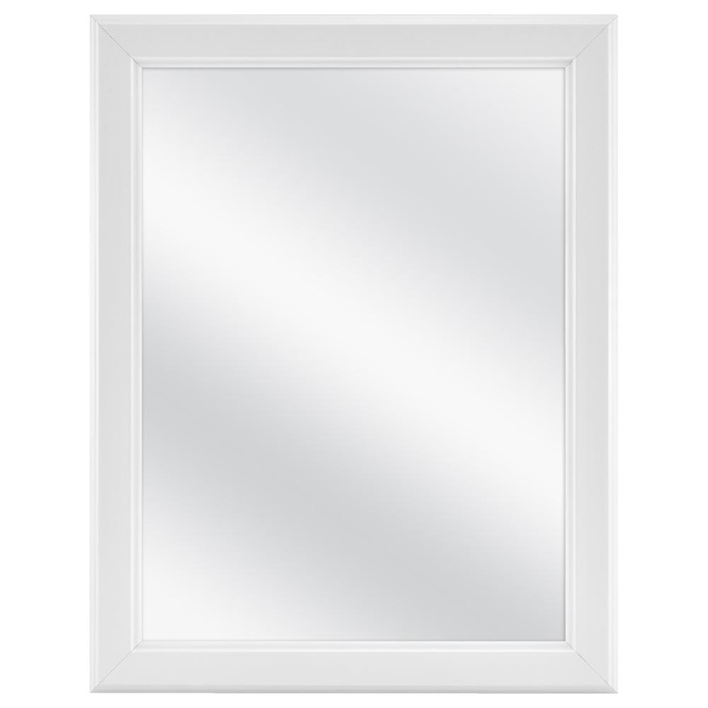 15-1/8 in. W x 19-1/4 in. H Framed Recessed or Surface-Mount