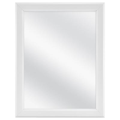 15-1/8 in. W x 19-1/4 in. H Framed Recessed or Surface-Mount Bathroom Medicine Cabinet in White