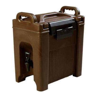 Cateraide 2.5 gal. Brown XT Beverage Server