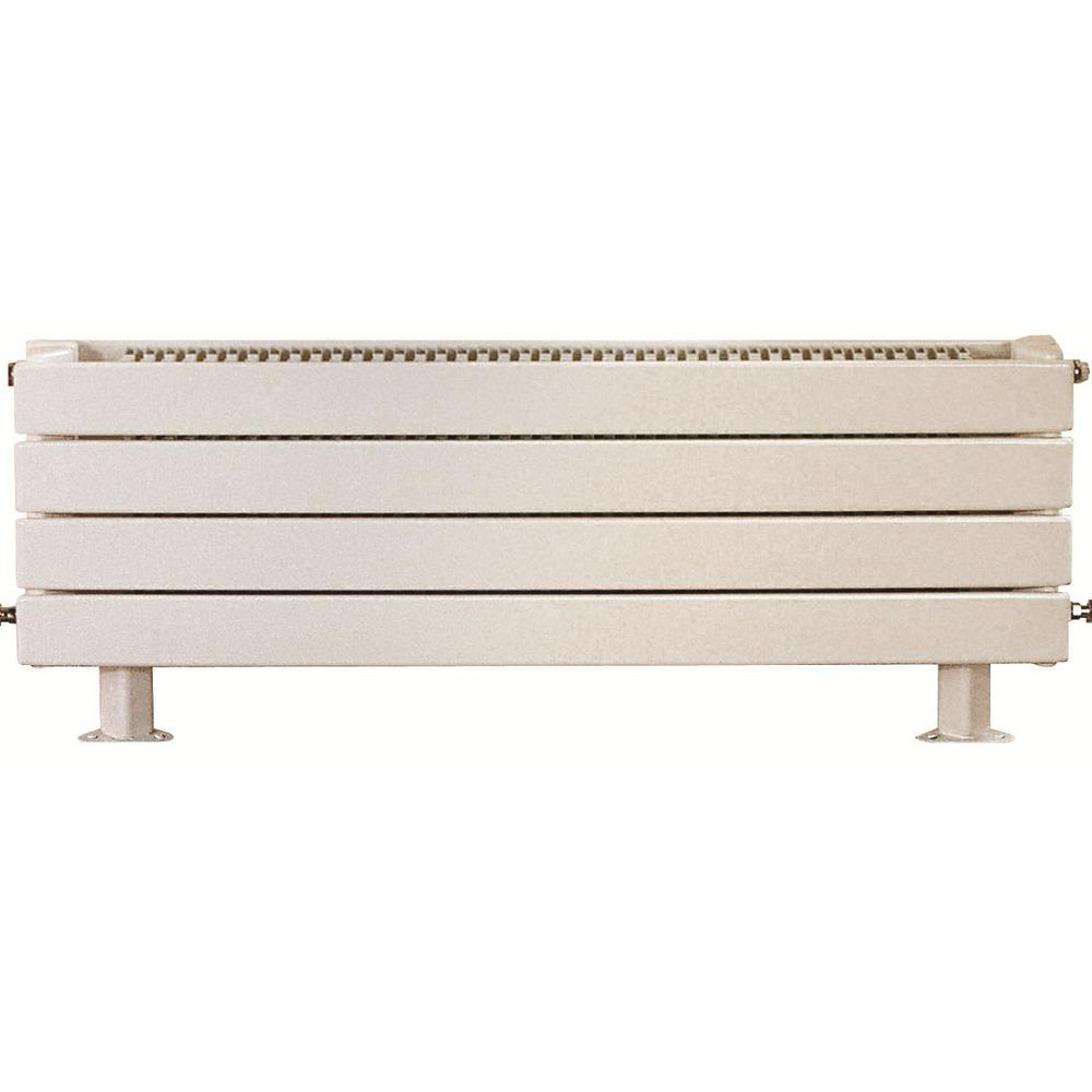 Myson decor series 4 tube hot water panel radiator for Myson decor