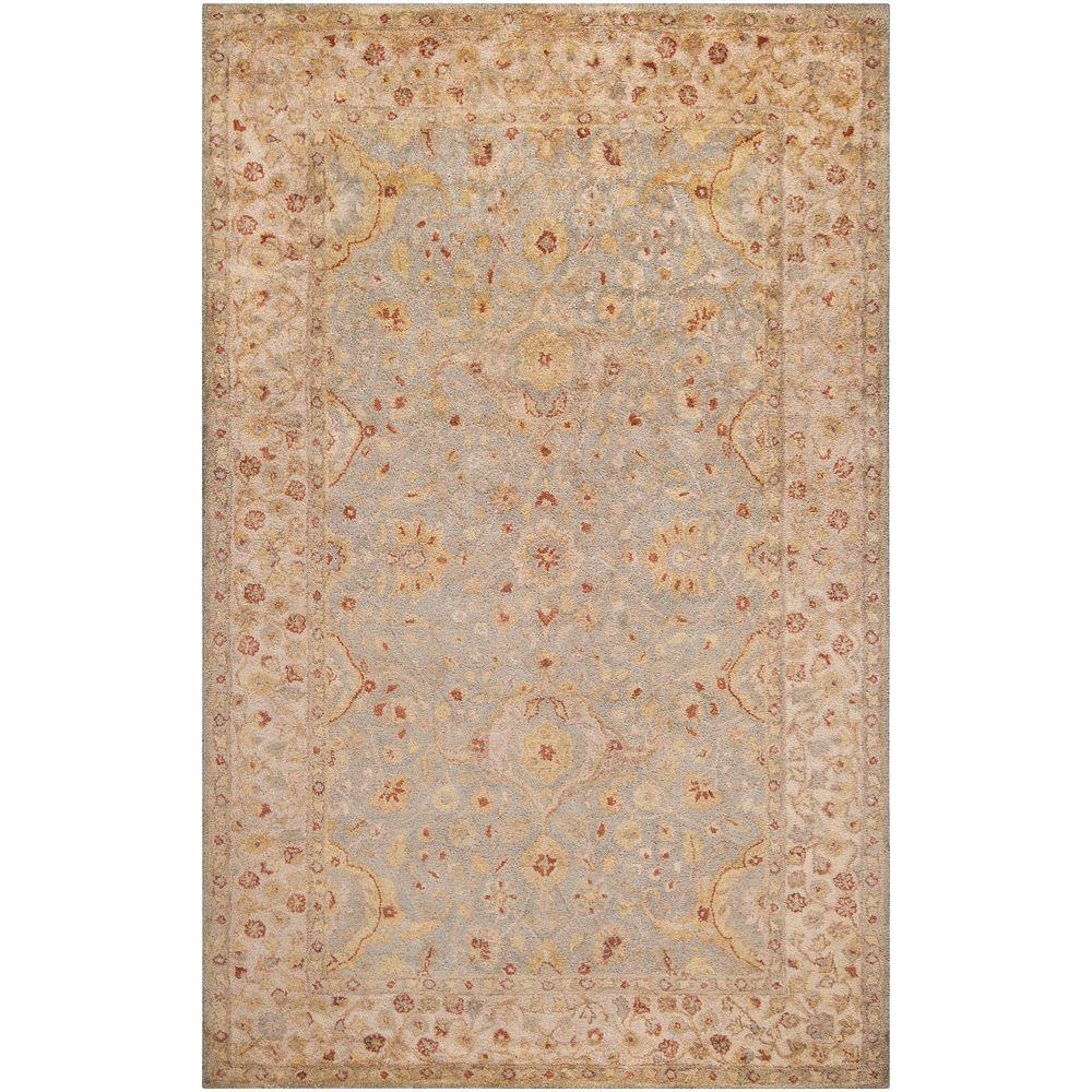 Artistic Weavers Spada Light Blue 8 ft. x 11 ft. Area Rug