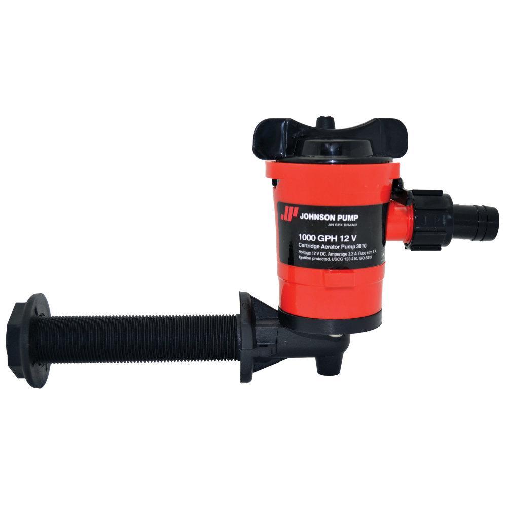 1000 GPH Cartridge Aerator Pump