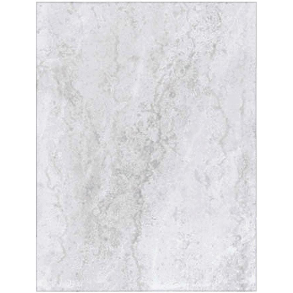 Merola Tile Joya Gris 8 in. x 10 in. Ceramic Wall Tile (11 sq.ft./case)-DISCONTINUED