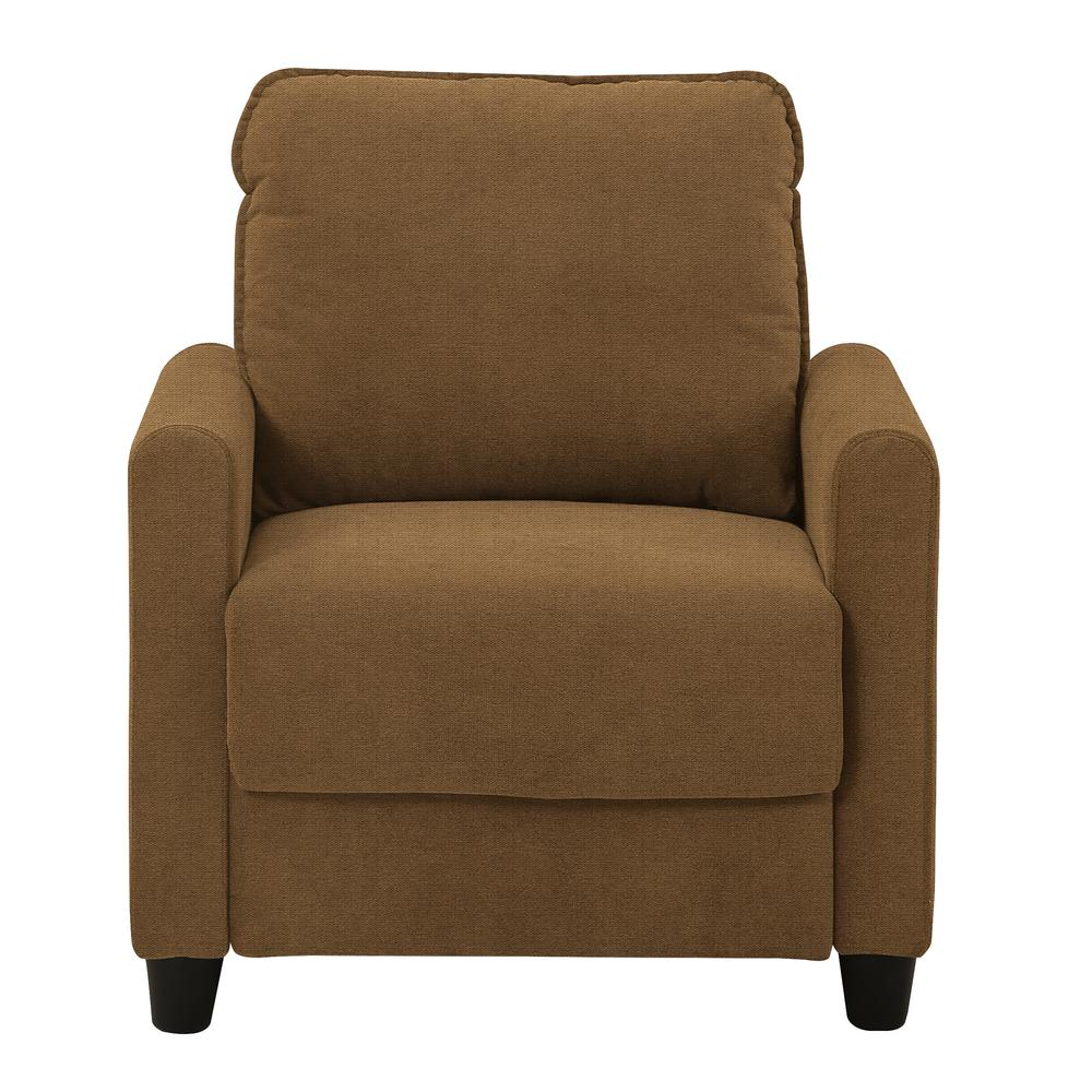 Lifestyle Shelby Chair in Taupe (Brown)