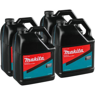 1 Gal. Bar Chain Oil, Winter (4-Pack)