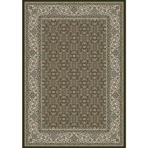 Dynamic Rugs Ancient Garden Black/Ivory 3 ft. 11 inch x 5 ft. 7 inch Indoor Area Rug by Dynamic Rugs