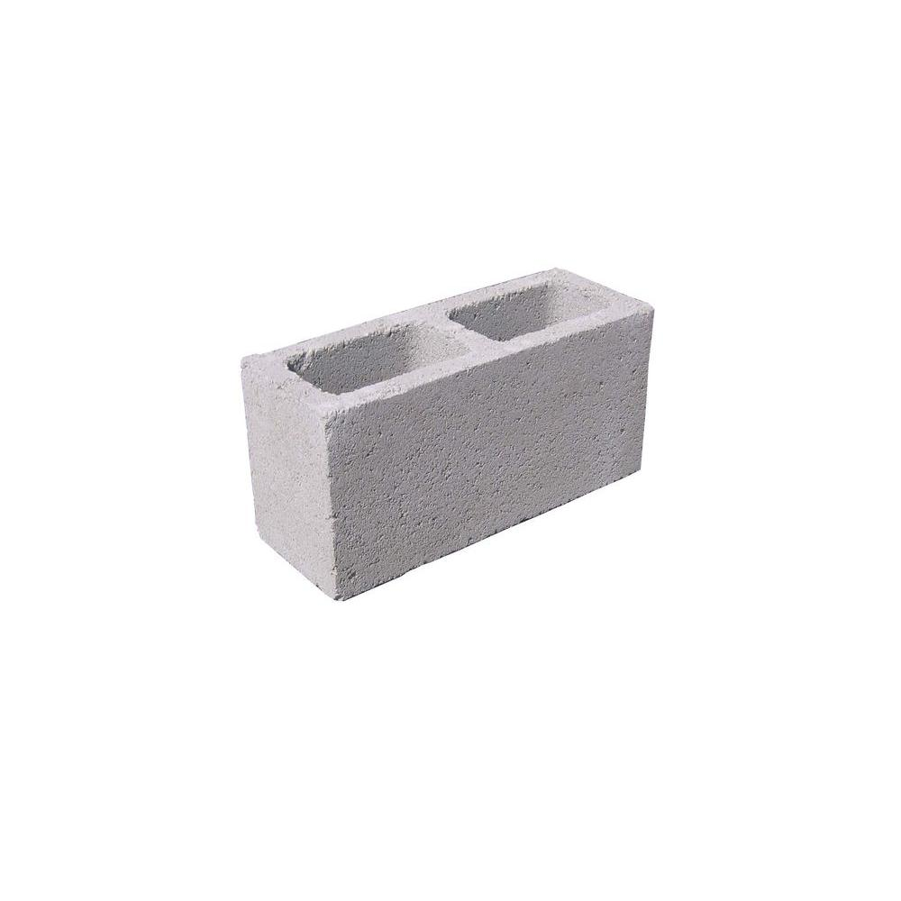 In X In X In Concrete BlockH The Home Depot - Cinder block dimensions