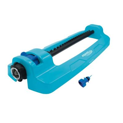 4,400 sq. ft. Coverage Indestructible Jumbo Metal Base Oscillating Sprinkler