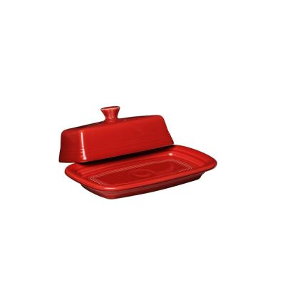 2-Piece Scarlet XL Covered Butter