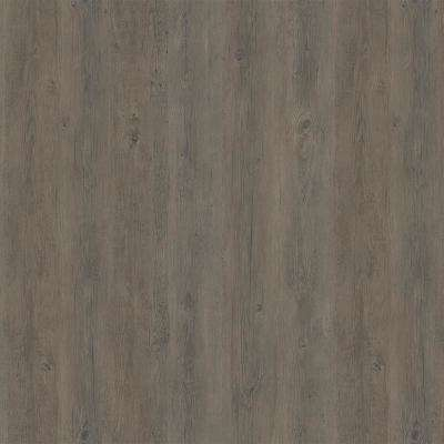 Take Home Sample - Midnight Oak Mocha Luxury Rigid Vinyl Plank Flooring - 4 in. x 4 in.