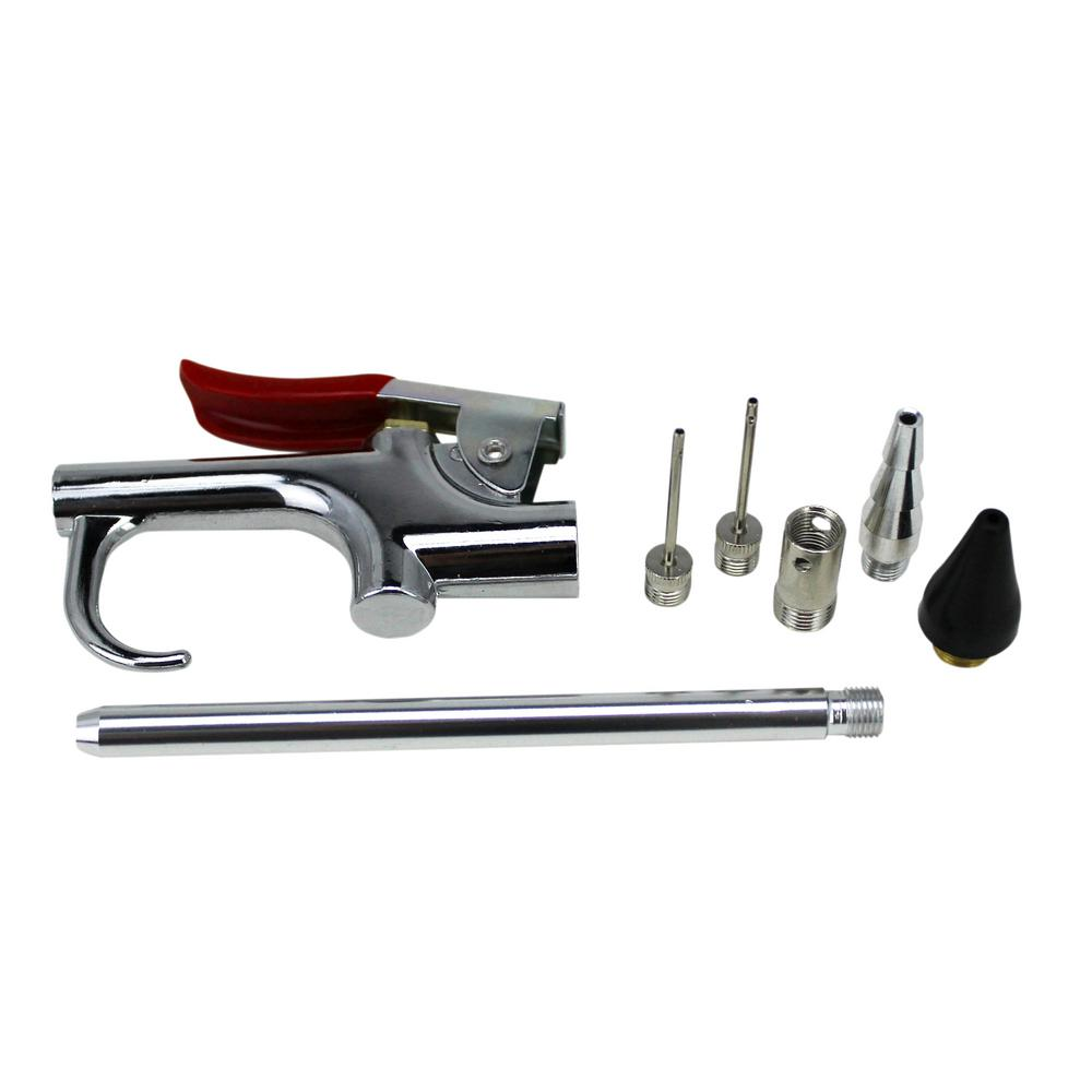 7 Piece Blow Gun Kit
