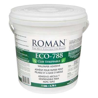 ECO-788 1 gal. Strippable Clay Adhesive