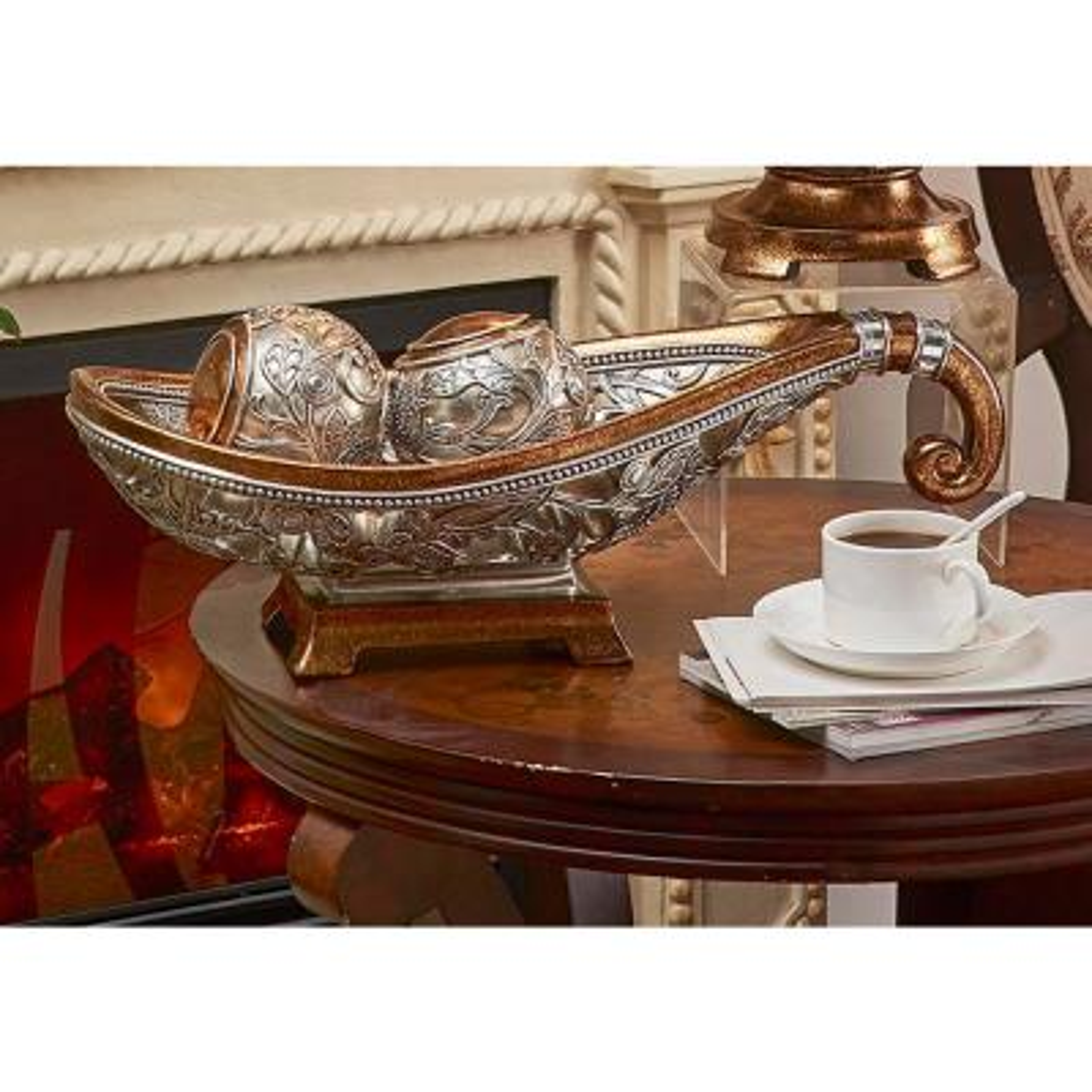 Langi Brown Decorative Bowl