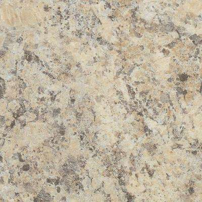 4 ft. x 8 ft. Laminate Sheet in Belmonte Granite with Matte