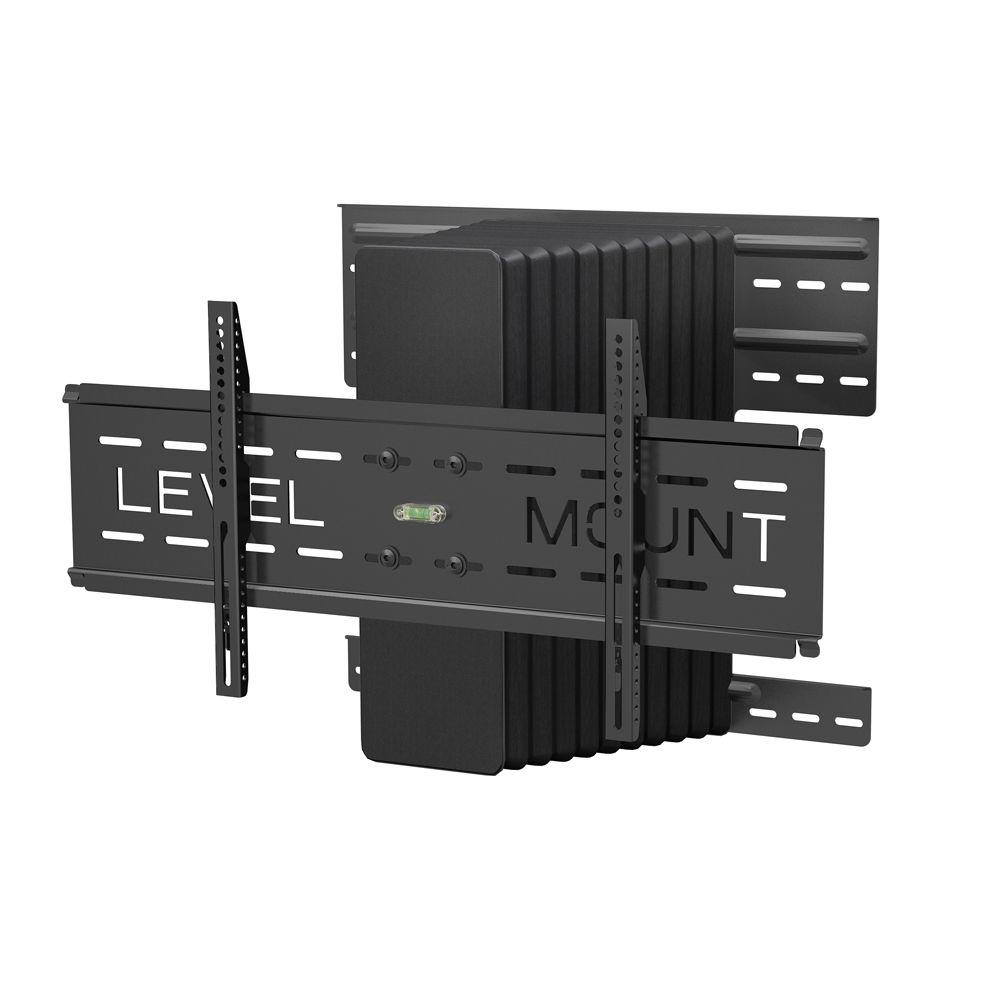 Level Mount Full Motion Motorized Cantilever Mount Fits 37 in. to 85 in. TV's