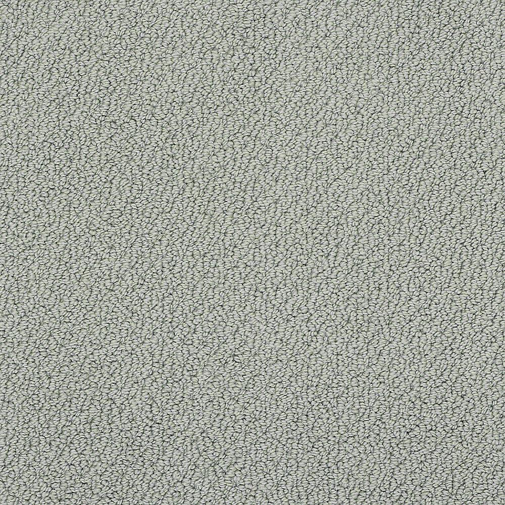 Treasure - Color Frosted Pine Loop 12 ft. Carpet