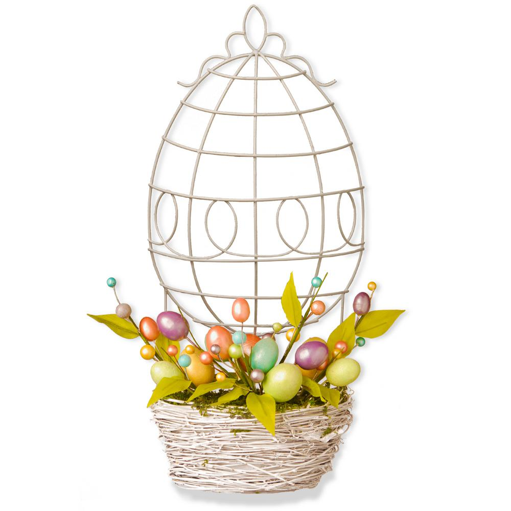 20 in. Easter Wall Decor