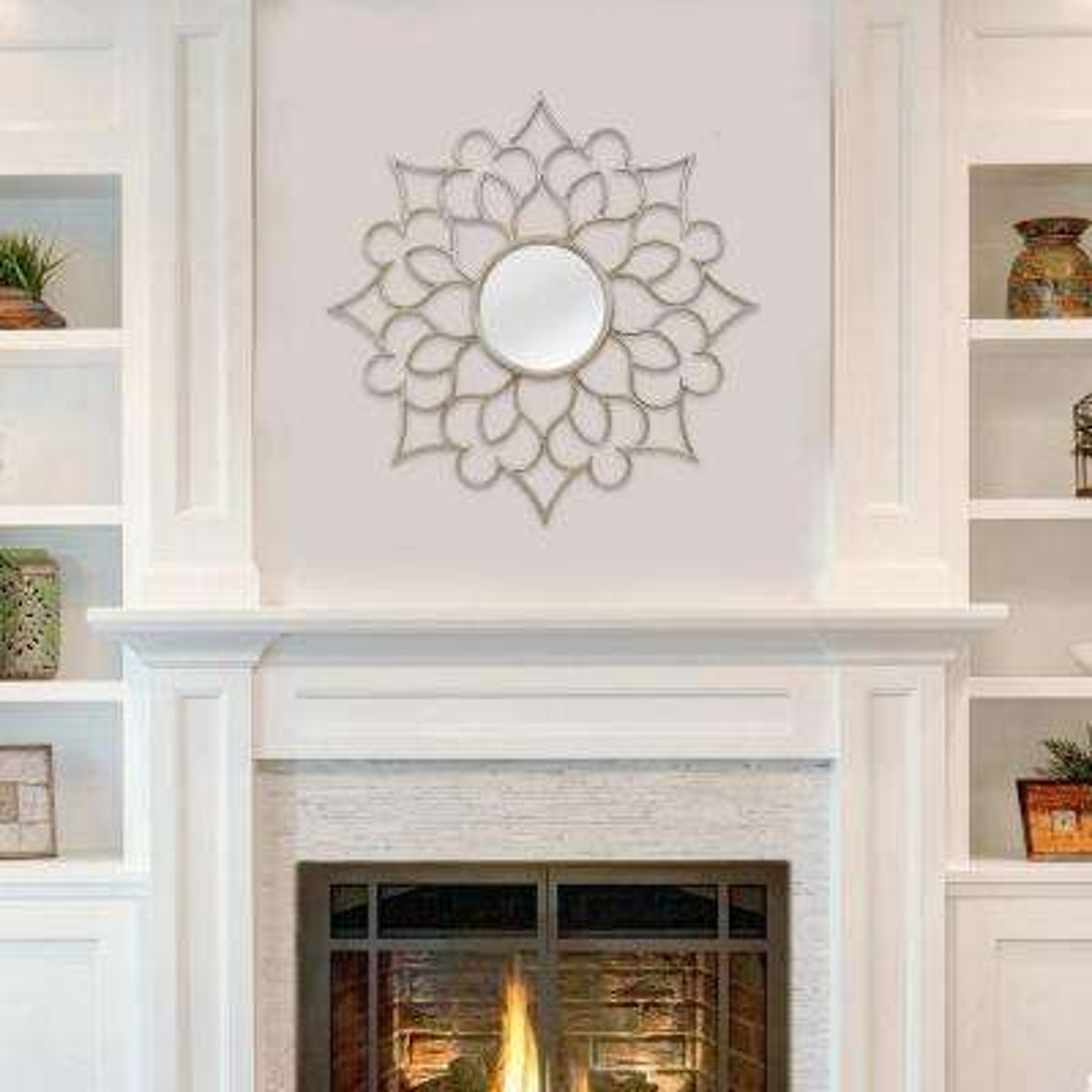 Stratton Home Decor Francesca Wall Mirror