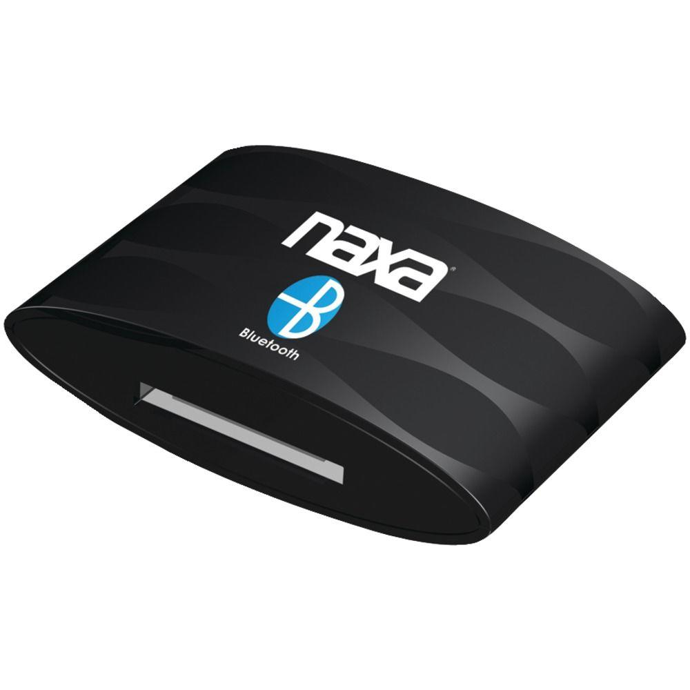 Naxa 30-Pin Bluetooth Receiver and Adapter
