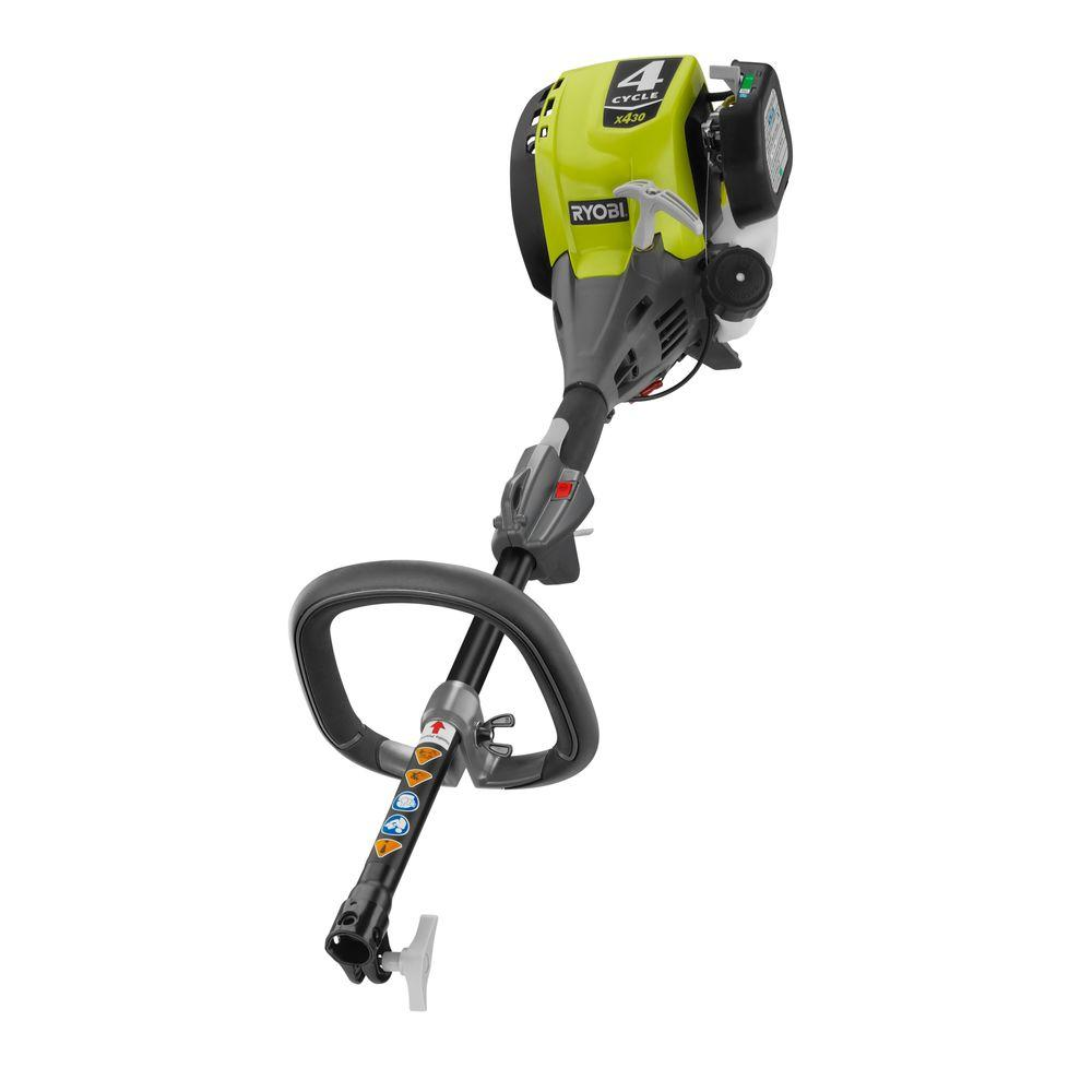 Ryobi Expand-It 4 Cycle 30cc Power Head Trimmer