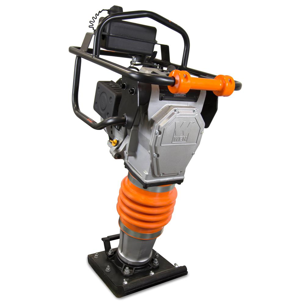 Weigh-Tronix 4-Stroke 149cc 2-Speed Jumping Jack Tamping ...