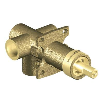Brass Rough-in 2-Function Transfer Shower Valve - 1/2 in. CC Connection