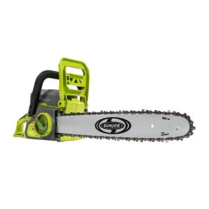 Sun Joe iON 16 inch 40-Volt Cordless Chainsaw by Sun Joe